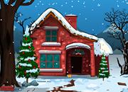 Xmas Snow Hill Escape