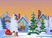 Winterland Christmas Cottage Escape