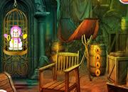 Mystery Palace Snowman Escape