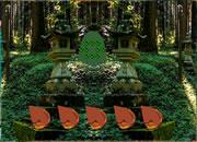 Adventurous Temple Forest Escape