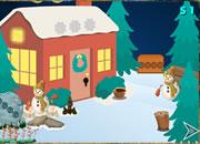 Snow Village Escape