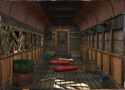 Abandoned Goods Train 5