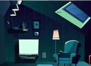 Attic Room Night Escape