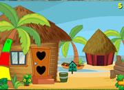 Beach Hut Escape