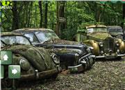 Ainars Car Cemetery Escape