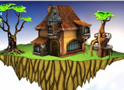 Treasure Recovery In Floating Island