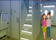 Business Flight Missing Girl Rescue