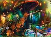 Mushroom Fantasy Escape