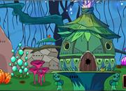 Dreamy Hut Escape