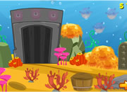 Find A Treasure In The Aquarium House