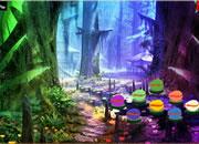 Fantasy Magical Lamp Escape