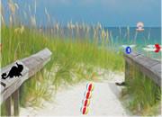 Seashore Fun Escape