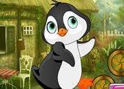 Lovely Penguin Escape