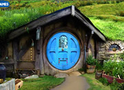 Rescue Rabbit From Hobbit House