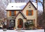 Winter Cottage Escape