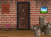 Cottage Puzzle Door Escape