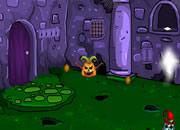 Halloween Dark Night Escape