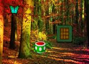Halloween Pumpkin Carriage Escape