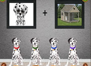 Dalmatian House Escape