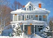 Thanksgiving Winter House Escape