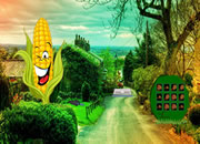 Thanksgiving Corn Land Escape