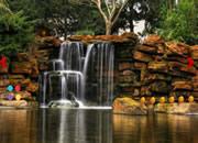 Fun Wonder Waterfall Fun Escape