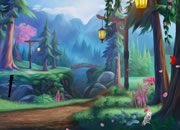 Hidden Owl Forest Fun Escape