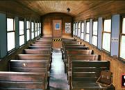 Old Train Escape