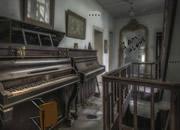 Inside Abandoned Room Escape