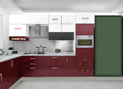 Modular Design Kitchen Escape
