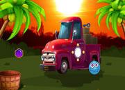 The Coconut Seller Escape