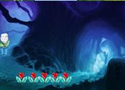 Fantasy Crystal Cluster Escape