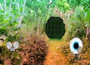 Shrub Forest Escape