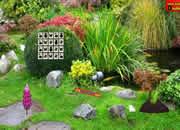 Pleasant Flower Garden Escape