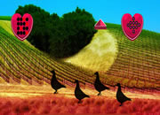 Love Heart Forest Escape