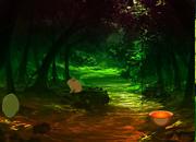 Night Fantasy Jungle Escape