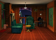 Rooms In The House Escape 2