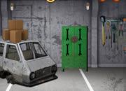 Garage Machine Room Escape
