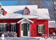Winter Cottage Santa Rescue