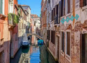 Venice Canal Italy Escape