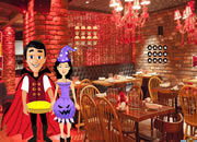 Halloween Restaurant 20